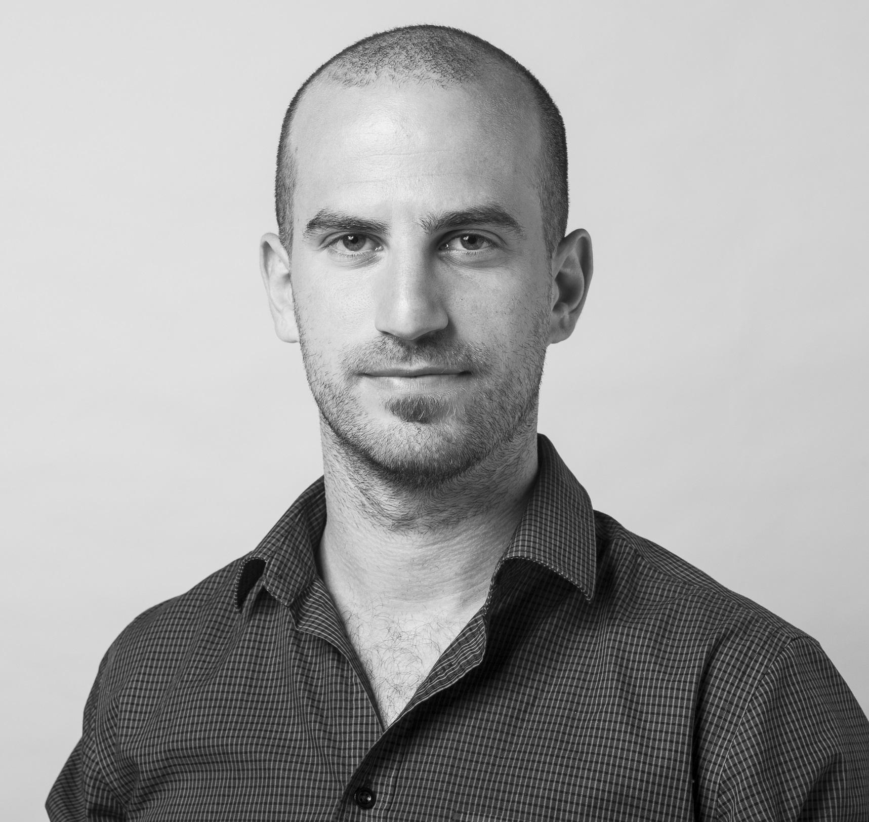 Portrait of Nadav Eyal