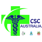 Logo for Cannabis Social Club Australia