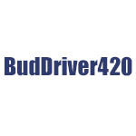 Logo for BudDriver 420 Collective Mobile Services Association