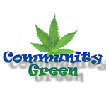 Logo for Community Green