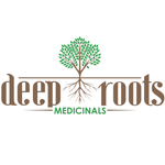 Logo for Deep Roots Medicinals