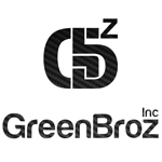 Logo for GreenBroz, Inc.