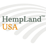 Logo for HempLand USA