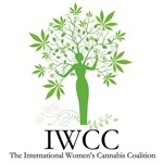 Logo for The International Women's Cannabis Coalition (The IWCC)