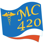 Logo for MC420, Inc.