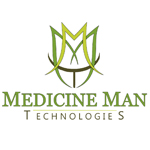 Logo for Medicine Man Technologies