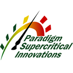 Logo for Paradigm Supercritical Innovations