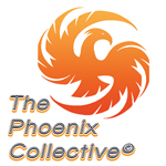 Logo for The Phoenix Collective Burbank Delivery Service