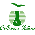 Logo for Or Canna Potions