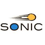 Logo for Sonic Packaging