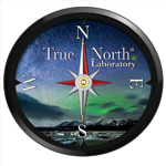 Logo for True North Laboratory
