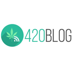 Logo for 420blog
