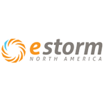 Logo for estorm