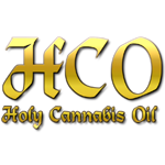 Logo for Holy Cannabis Oil