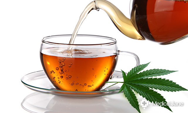 A Guide To Making Marijuana Infused Tea