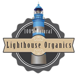 Logo for Lighthouse Organics