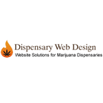 Logo for Dispensary Web Design