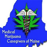 Logo for Medical Marijuana Caregivers of Maine