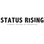 Logo for Status Rising
