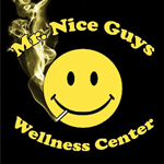 Logo for Mr. Nice Guys Wellness Center