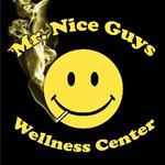 Logo for Mr. Nice Guys Wellness Center