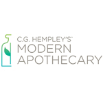 Logo for CG Hempley's Modern Apothecary