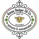 Logo for Honey Badger Oil Co.