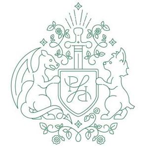 Logo for Pretty Lethal Designs
