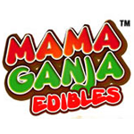 Logo for Mama Ganja Edibles