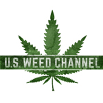 Logo for US Weed Channel