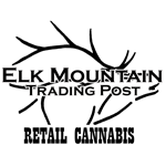 Logo for Elk Mountain Trading Post