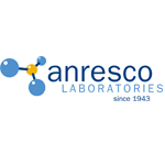 Logo for Anresco Laboratories