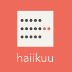 Logo for Haiikuu Design