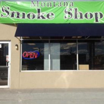 Logo for Montana Smoke Shop