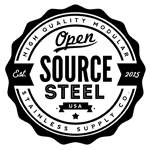 Logo for Open Source Steel