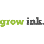 Logo for Grow Ink