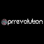 Logo for PR Revolution