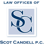 Logo for Law Office of Scot Candell