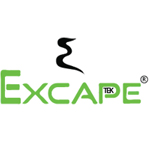 Logo for Excape Vapes