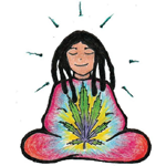Logo for Happy Hemp Medibles