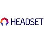 Logo for Headset.io