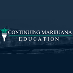 Logo for Continuing Marijuana Education