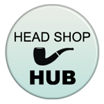 Logo for Headshop Hub
