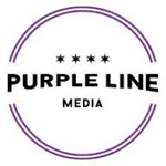 Logo for Purple Line Media