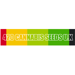Logo for 420 Cannabis Seeds UK