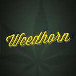 Logo for WeedHorn