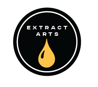 Logo for Extract Arts