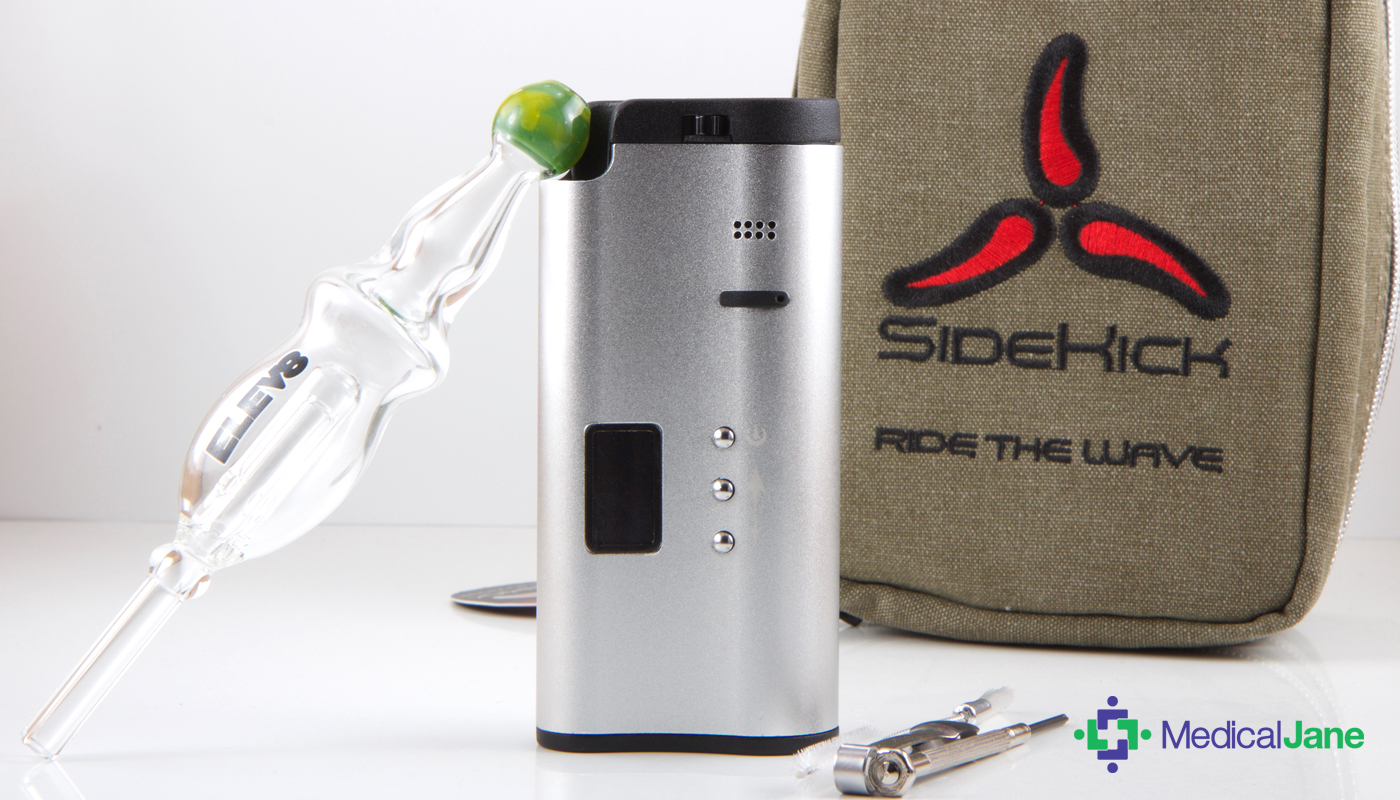 SideKick Vaporizer from 7th Floor Vapes