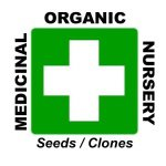 Logo for Medicinal Organic Nursery