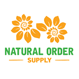 Logo for Natural Order Supply